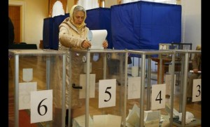 Ukrainians head to polls in parliamentary election