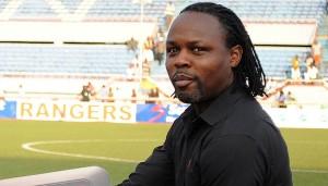 Victor Ikpeba Says Stephen Keshi Is Super Eagles' Biggest Problem