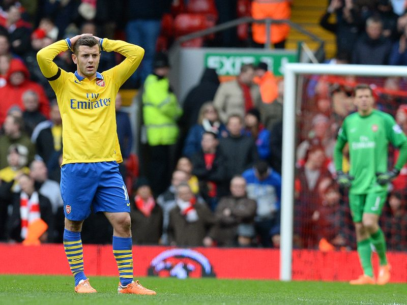 EXCLUSIVE: Vibrant Wilshere applauded by unexpected Legend