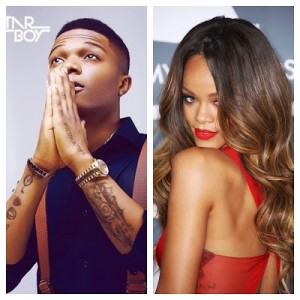 "Wizkid: ""I wrote some songs for Rihanna"""