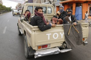 Houthi Rebels Seize Yemen Town Of Ibb