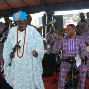 Yinka Ayefele's dad to be buried in January 2015