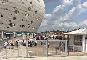 Akwa Ibom government debunks reports of stampede, death, at stadium opening