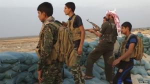 Islamic State 'kills 322' from single Sunni tribe