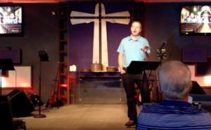 Florida Preacher Tries to Break Speaking Record