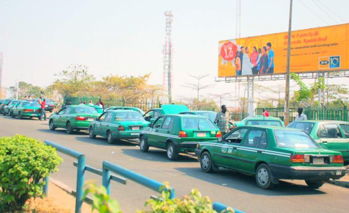 Abuja Green Cabs
