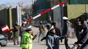 Suicide Attack on Kabul Police Station Kills at Least 1
