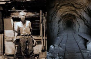This Man Spent 32 Years Digging a Tunnel to the Middle of Nowhere