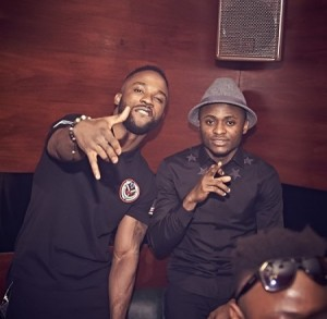 See all the fun photos as Iyanya marks his 28th birthday party in London