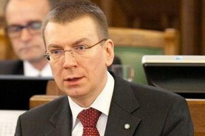 Latvia's Foreign Minister Announces He's Gay in Twitter Post