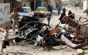 Bomb Attacks Kill 23 People In Iraq