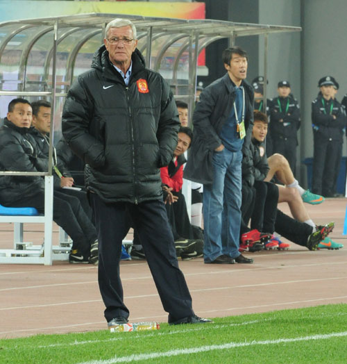 Marcelo Lippi Retires from Coaching.
