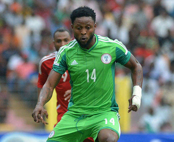 Raheem Lawal Pulled Up During Training Session on Thursday in Abuja.