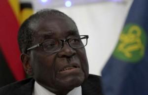 Zimbabwe Ruling Party Suspends Officials Seen as Mugabe Critics