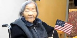 97-Year-Old Gets U.S. Citizenship, 'Honored' To Vote For First Time