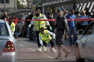 Israeli Soldier Stabbed in Palestinian Attack In Tel Aviv