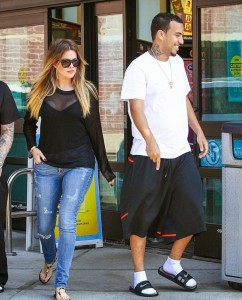 Khloe and French Montana are back together