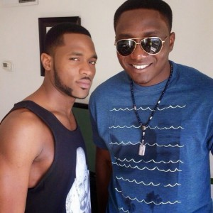 D'banj shows off his new haircut