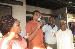 Kanu Nwankwo throws support behind Desmond Elliot political ambition