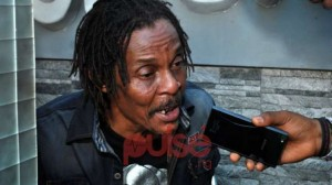 "Majek Fashek: ""I Am Going Into Politics In 2015"""