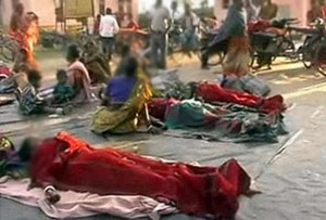 Eight Women Die After Surgery at Sterilization 'Camp' In India