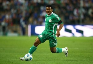 IK Uche makes return to Super Eagles team after 2 year absence