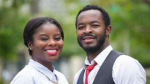 "O.C Ukeje cries out: ""This is my Wife-To-Be o"""