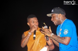 Wizkid and Davido to share one stage together