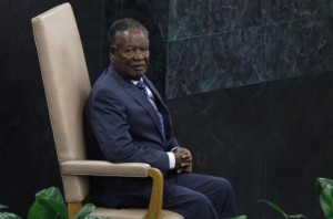 Remains of Zambian president arrives home